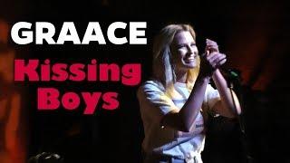 Graace Kissing Boys Drive Live Performance Bardot Los Angeles CA February 11 2019