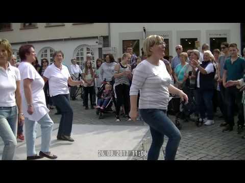 Hameln Pflasterfest 2017 Tanzschule Für Sie Movita