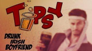 ASMR - Tipsy 🍺 [Drunk Irish Boyfriend] [Confession] [Flirt] ☘️