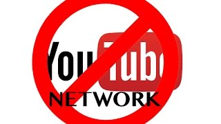 Why You Should NOT Join a YouTube NETWORK!!!