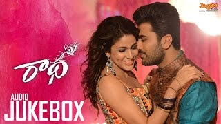 Radha Telugu Movie Full Songs Jukebox || Radhan | Sharwanand | LavanyaTripathi | Aksha