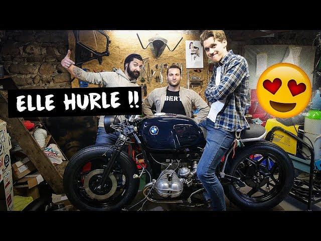 Ma moto démarre ENFIN !!! (Café racer ep.5)