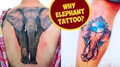 This Is Why People Get An Elephant Tattoo