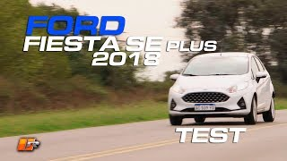 Ford Fiesta SE Plus 2018 Test - Routiere - Pgm 470