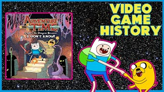 Adventure Time: Explore The Dungeon Because I Don't Know Review | Cartoon Network Video Game History