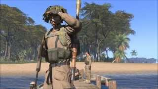 ArmA 3 Vietnam War Cinematic: Epic Battle US-NVA-VC