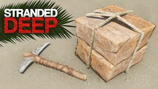 CLAY MINING! Stranded Deep Episode 8