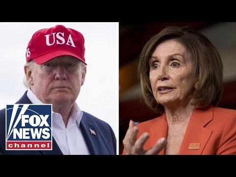 Rep McCarthy calls Pelosi's reaction to Trump coronavirus diagnosis 'disgusting'