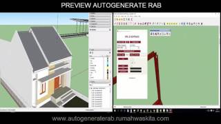 Video Preview Plugins Sketchup - Auto Generate RAB SNI - FUll Music download MP3, 3GP, MP4, WEBM, AVI, FLV Desember 2017