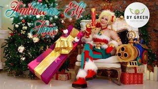 Ambitious Elf Jinx cosplay (League of Legends)