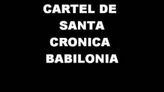 Cartel de Santa-Cronica Babilonia (Letra) Link De Descarga En la Descripción. thumbnail