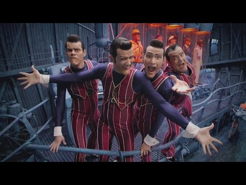 We Are Number One but every other word is reversed