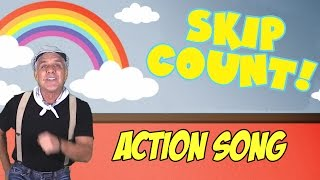 Skip Counting - Counting by 2's - Counting Songs - Skip Counting Songs  by The Learning Station