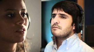 Смотреть клип Pedro Moutinho & Mayra Andrade - Alfama