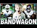 ALL BANDWAGON PLAYERS TEAM! MADDEN 17 SQUAD BUILDER