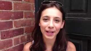 SLUT The Play: Cast Member Winnifred Bonjean-Alpart Speaks Out!
