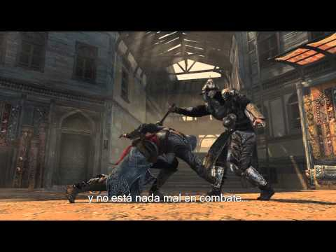 Assassin's Creed Revelation-Gameplay Del Gancho [ES]