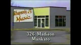 Rhapsody Music Commercial 3, Mankato, MN