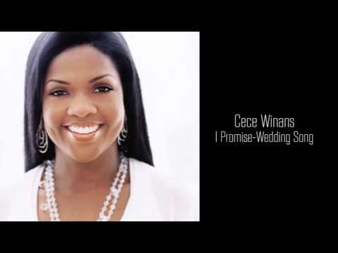 Cece Winans - I Promise Wedding Song