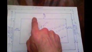 видео Фундамент своими руками: расчет расхода цемента на фундамент