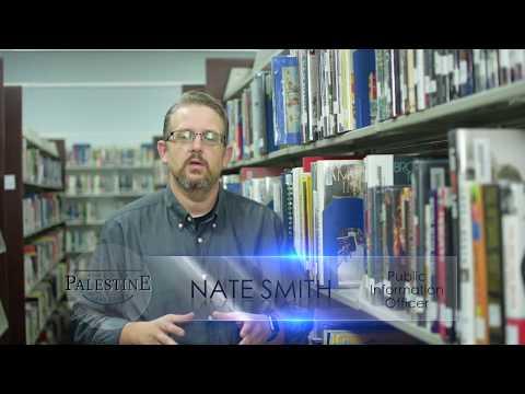 Happy to Help - Palestine Public Library