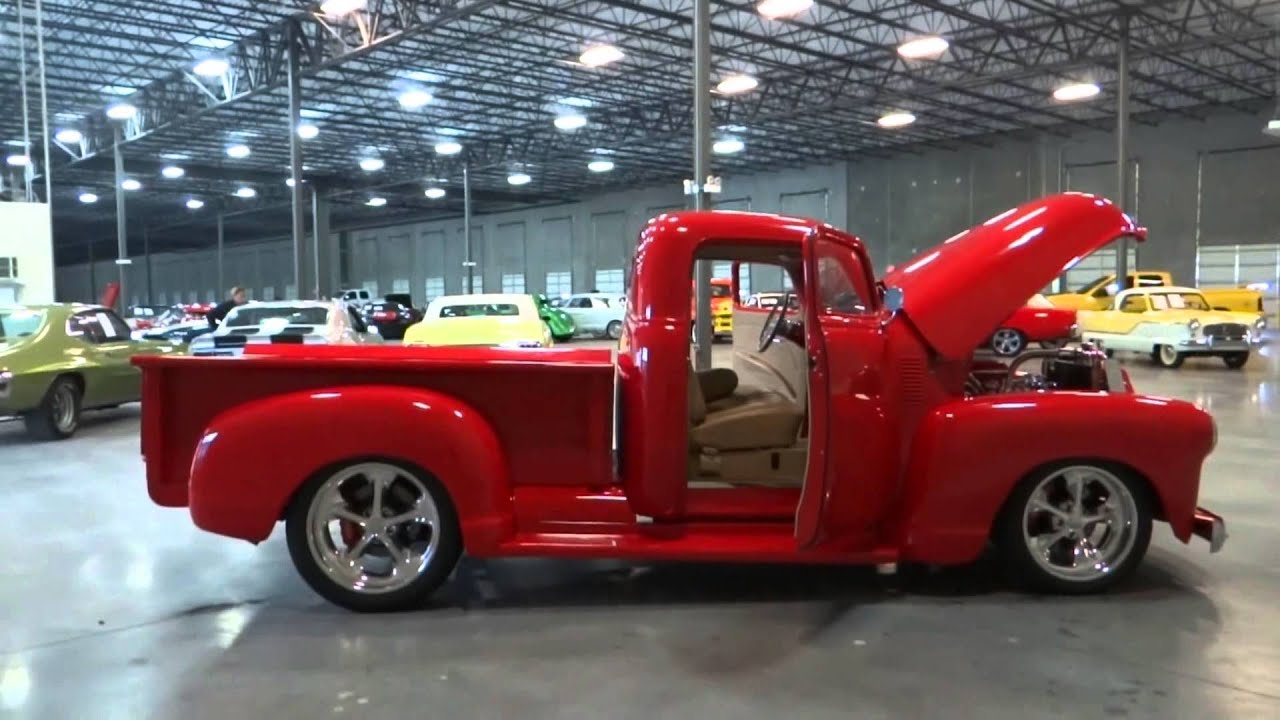 1948 Chevrolet 3100: Stock#130 Tampa Showroom - YouTube