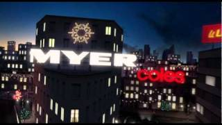 Coles Group Myer Gift Cards Christmas