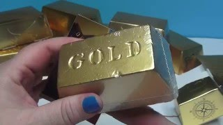 Digging For Gold KIT ......Big gold found........Win Real Gold