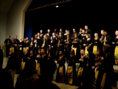 University of Pretoria Youth Choir #3
