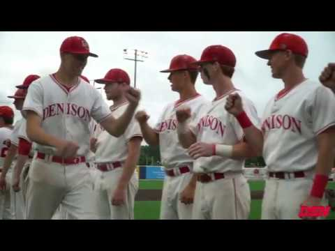 Denison Baseball NCAA Regional Wrap-Up