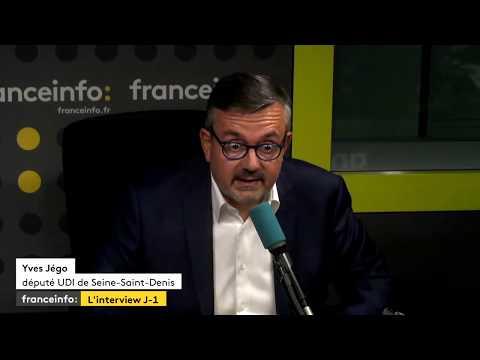 """Yves Jégo : Laurent Wauquiez n'a """"pas une attitude républicaine"""""""