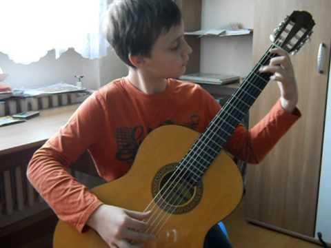 A Diabelli op39 no5 by Simon