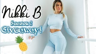 Life Update | Nikki B Season 2 Giveaway!