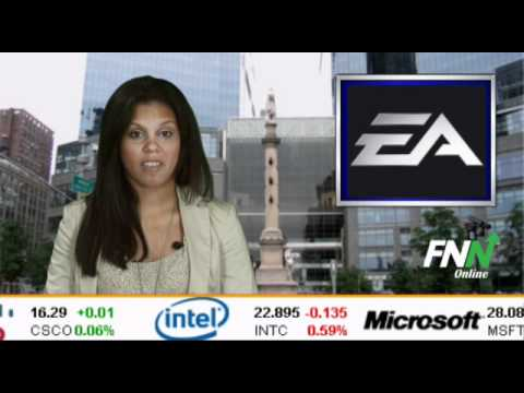 Electronic Arts Report Mixed Earnings For Q1