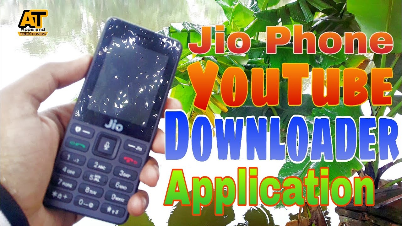 Download YouTube video in Jio phone