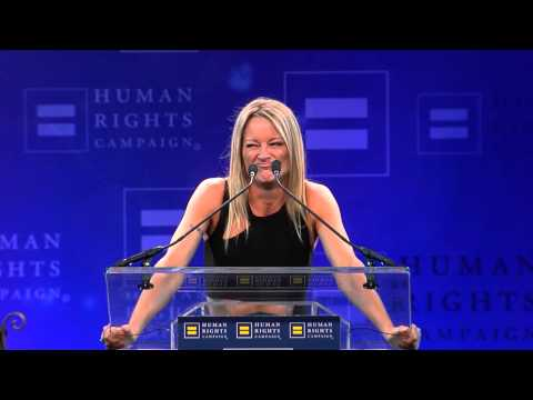 Teri Polo Receives the Ally for Equality Award