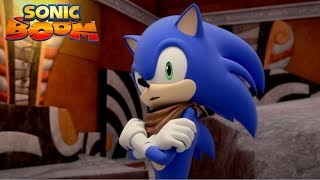 Download lagu Sonic Boom | The Curse of Buddy Buddy Temple | Episode 07