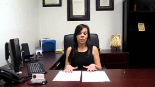 El primer paso para obtener la residencia por matrimonio bajo el perdón provisonal.