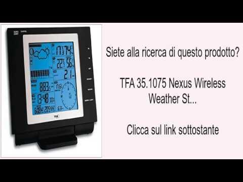 TFA 35.1075 Nexus Wireless Weather Station
