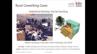 Coworking Symposium 2020 - Session 2
