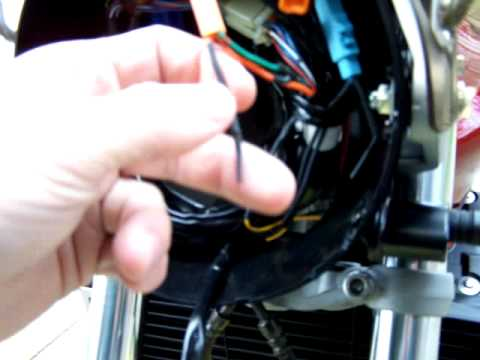 how to install aftermarket turn signals - youtube - 6 pin truck wiring  diagram · dc 6 wire cdi