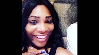 SERENA WILLIAMS Shares Top 10 Moments Of The Year 2017 Featuring Her Husband