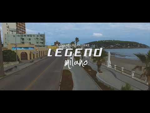 Bicicleta eléctrica Legend Milano