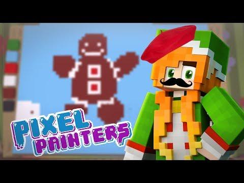 """Galletita de Navidad!!"" | Minecraft: Pixel Painters"