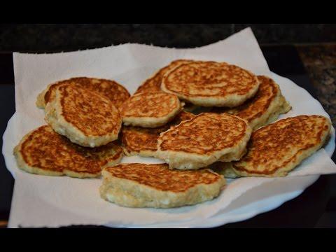 Tortitas de avena (Desayuno Fitness)
