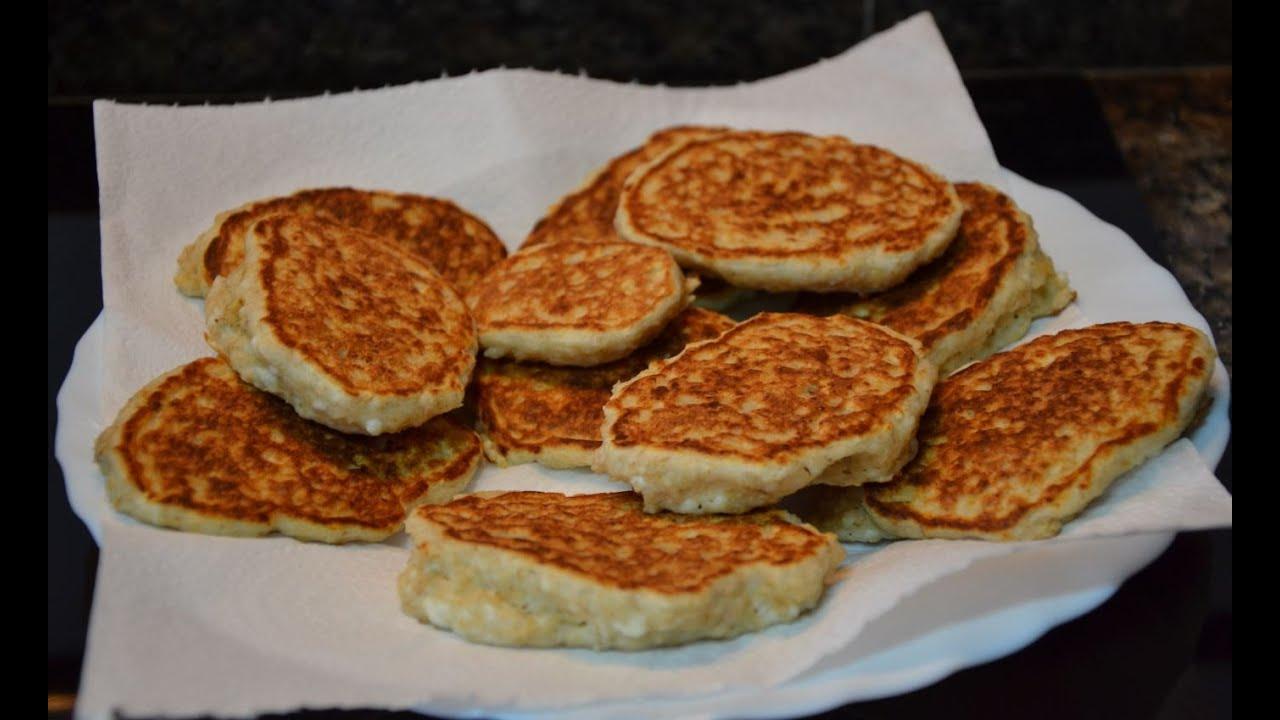Tortitas De Avena Desayuno Fitness Youtube