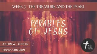 Mildura Church of Christ | Parables of Jesus | The Treasure and The Pearl