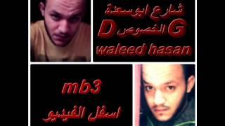 مزيكا مولد شارع ابوسعدة الخصوص الحان و توزيع وليد حسن