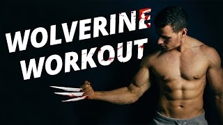 The Wolverine Shredded Workout (CHALLENGING!)