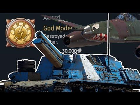 150 smerf infantry gun, but i dont use it on infantry - War Thunder German Montage